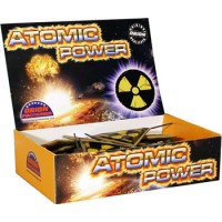 ATOMIC POWER PETARDA, RAZRED II